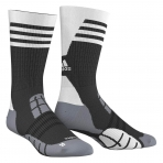 Adidas Mens Climalite Half-Cushioned Sock