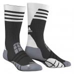 Adidas Mens Climalite Half-Cushioned Sock