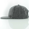K1X Authentic Tag Snapback Cap Lot: 6X One Dark Grey Heather