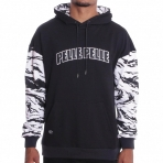 PELLE PELLE JUNGLE TACTICS HOODY WHITE TIGER
