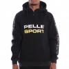 PELLE PELLE VINTAGE SPORTS HOODY BLACK