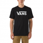 Vans Vans Classic Tshirt Black-White