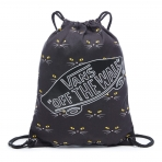 Vans Benched Novelty Backpack Black Cat