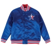 MITCHELL & NESS ALL STAR SATIN JACKET 2004 EAST BLUE