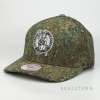 MITCHELL & NESS BOSTON CELTICS ABSTRACT CAMO SNAPBACK CAMO