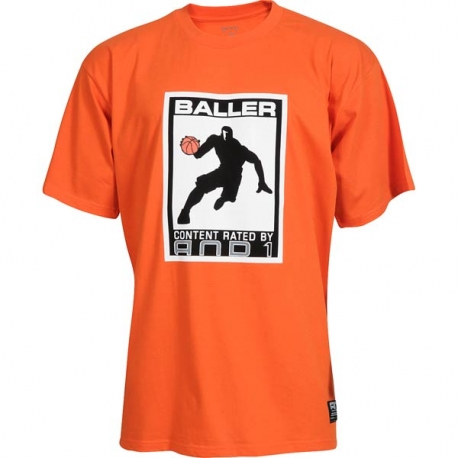 AND1 SS TEE DALLARI