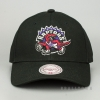 MITCHELL & NESS TORONTO RAPTORS TEAM LOGO LOW PRO SNAPBACK BLACK