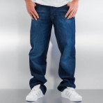 ROCA WEAR DENIM LOOSE FIT MID BLUE