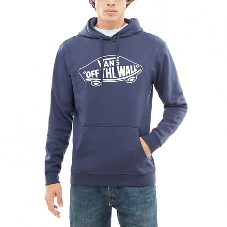 VANS OTW PULLOVER FLEECE NAVY