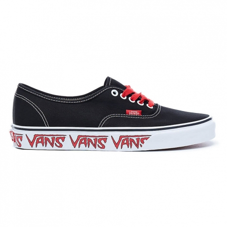 VANS SKETCH SIDEWALL AUTHENTIC SHOES