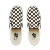 VANS CHECKERBOARD CLASSIC SLIP-ON PLATFORM SHOES