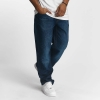 ROCA WEAR JEANS LOOSE FIT MID BLUE