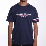 PELLE PELLE NO COMPETITION T-SHIRT NAVY