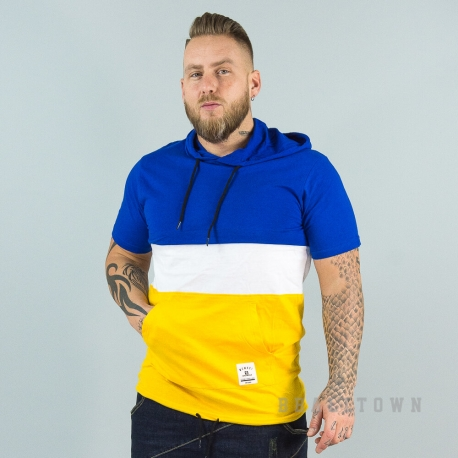 South Pole Anorak Fashion Hoody Royal