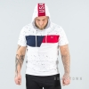 South Pole Run The Block Hoody White