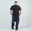 JOKER CLOWN BRAND TEE BLACK/WHITE