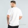 JOKER BASIC CLOWN TEE WHITE/GLOSSY BLACK