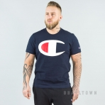 Champion Reverse Weave Crewneck T-Shirt - NNY
