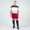 South Pole Anorak Fashion Fleece Pant Red