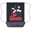 Cayler & Sons White Label Enemies Gymbag