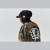 Cayler & Sons Black Label Patched Loose Flight Jacket