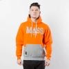 Mass DNM Master Sweatshirt Hoody Orange