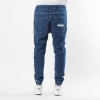 Mass DNM Protect (Trap Fit) Joggers Jeans Dark Blue