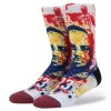 STANCE FUTURE LEGENDS- SPLATTER ART LEBRON SPLATTER MULTI