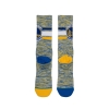 STANCE FREE MELANGE WARRIORS MELANGE BLUE