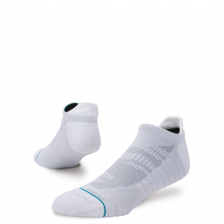STANCE MEN'S TRAINING TRAINING UNCOMMON SOLIDS TAB WHITE