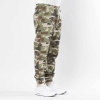Mass DNM Base Sneaker Fit Joggers Woodland Camo