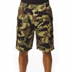 PELLE PELLE ALL DAY MESH SHORT WOODLAND