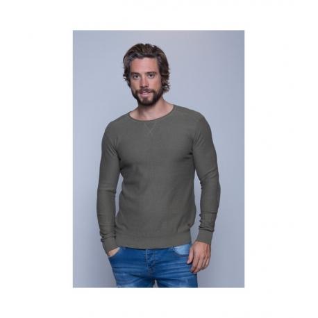 MZGZ Aloha Sweater Lichen