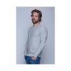 MZGZ Aloha Sweater Pearl Grey