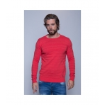 MZGZ Ashton Sweater Fire Red