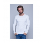MZGZ Ashton Sweater Optical White