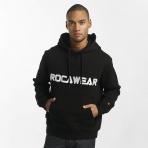 ROCAWEAR COLOR BLOCK HOODY BLACK