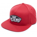 VANS CLASSIC PATCH SNAPBACK CHILI PEPPER