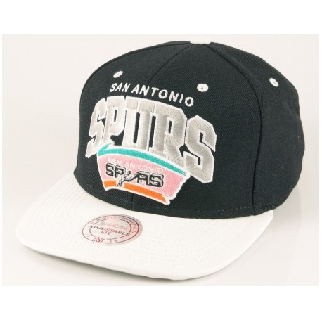 Mitchell & Ness San Antonio Spurs EU152 Cap