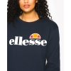 Ellesse Heritage Agata Crew Sweat Sterling Blue