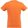 GEOGRAPHICAL NORWAY JECO T-SHIRT ORANGE