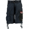 GEOGRAPHICAL NORWAY PARAGONE SHORTS BLACK