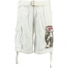 GEOGRAPHICAL NORWAY PARAGONE SHORTS WHITE