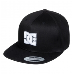 DC Shoes TRUCKER CAP SNAPPY BLACK