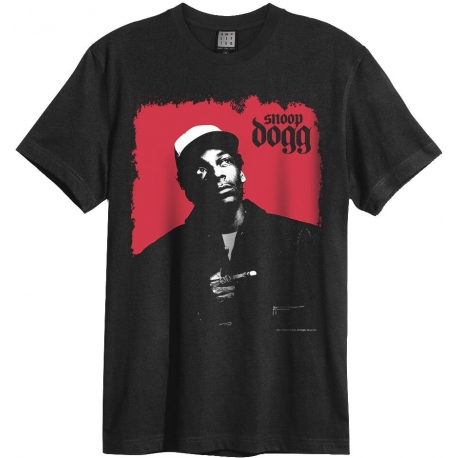 Amplified Tee Snoop Dogg Red Square