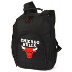 Forever NBA Black Backpack Chi. Bulls