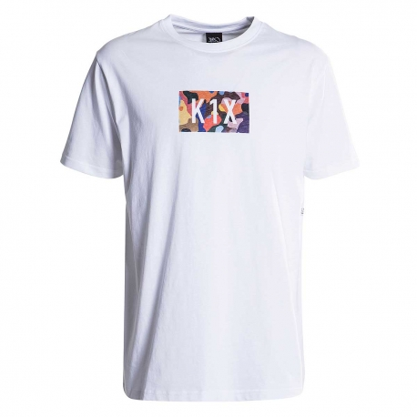 K1X Superhero Box Tee White