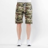 Mass DNM Base Shorts Pants Woodland Camo