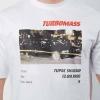 Mass DNM Turbo Graphic T-Shirt Tupac White