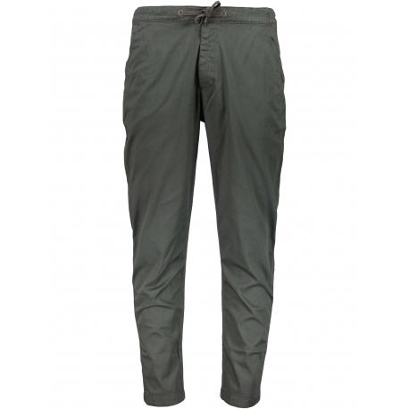 Shine Original Cropped Drawstring Pants Light Army